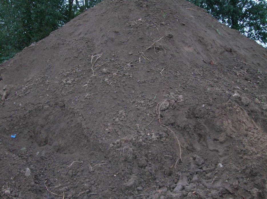 Czarna ziemia pod trawnik na podwyższenie terenu Adamowizna - image 1
