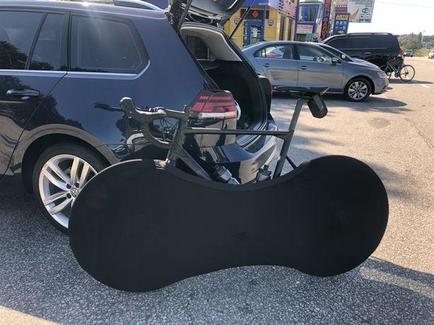 Новый чехол для велосипеда. Велочехол
