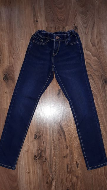 C&A jeansy 140
