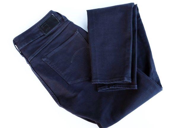 Spodnie damskie G-Star Raw. W25 L32 Stan idealny. Jak nowe!