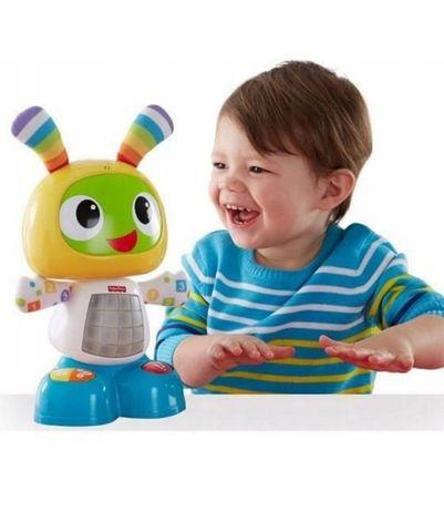 Robot Bebo danse et chante avec moi!  Fisher Price