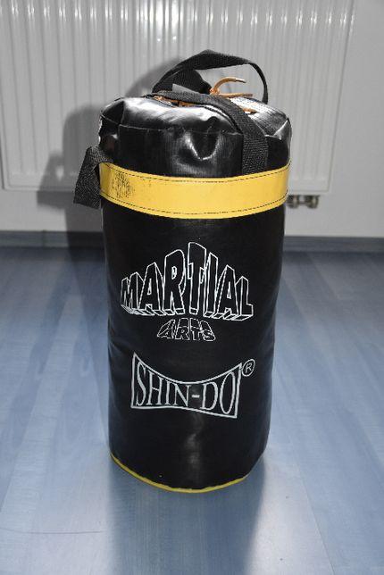 Worek bokserski Shin-do dla dzieci, mały - używany, w średnim stanie