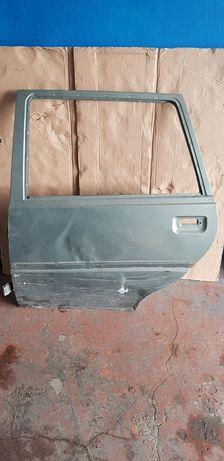 Дверь задняя левая на ЗАЗ Славута 1103