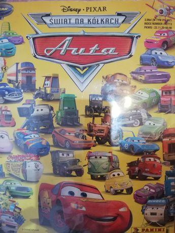 Naklejki Auta Cars 2008