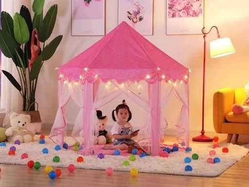 Палатка детская Вигвам Игрушка Намет дитячий Палатка - шатер детская