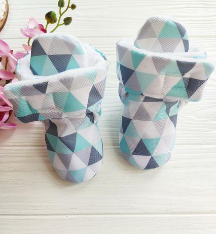 Зимняя обувка для малышей