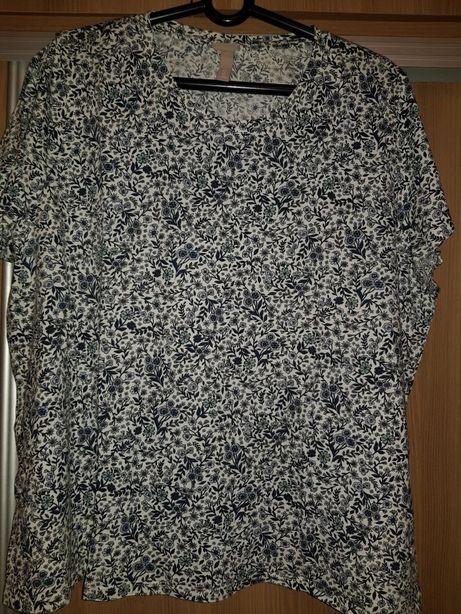 Bluzka H&M xxl, rozmiar 50