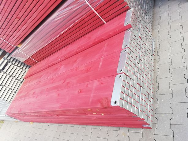 Rusztowanie elewacyjne pletak plettac 108 m2