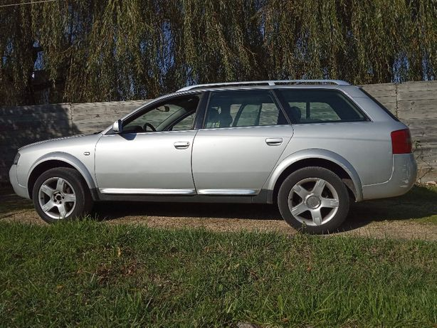 Audi allroad 2.5 tdi v6 180cv