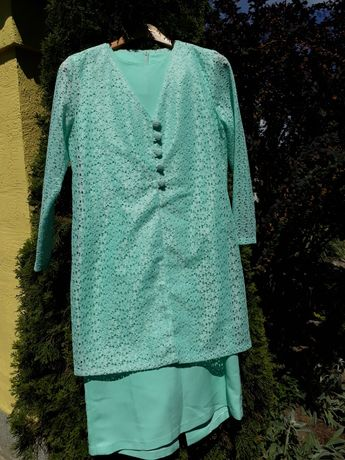 Платье с жакетом/Сукня з жакетом