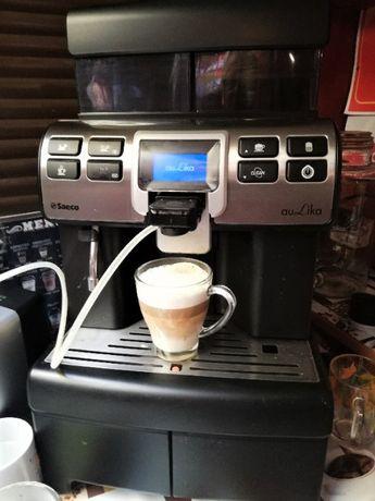 Ekspres do kawy Saeco Aulika Top - czarny