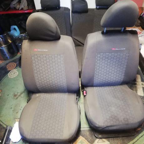 Fotel siedzenia kanapa pokrowce  Nissan Almera n16 3 drzwi