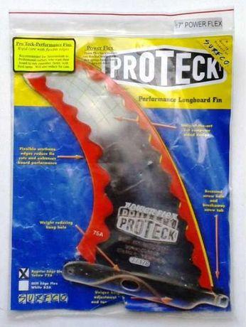 "7"" PROTECK Power Flex Longboard Center Fin"