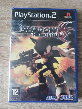 playstation 2 shadow the hedgehog