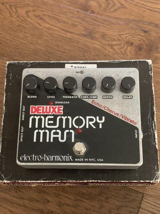 Electro-harmonix Deluxe Memory Man Ужгород - изображение 1