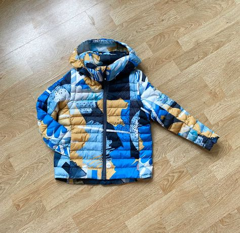 Демисезонная куртка жилет 2 в 1 Reima Flykt размер 110