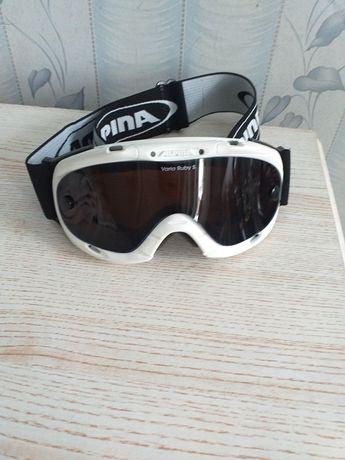ALPINE  горнолыжные очки