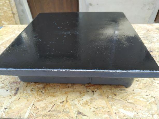 Продам плита поверочная чугунная 1-1-400х400 ГОСТ 10905-86
