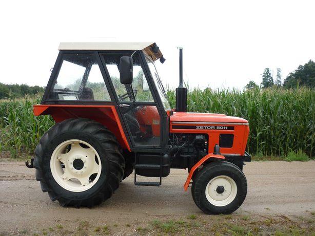 Zetor 5011 idealny, import Skandynawia, wspomaganie