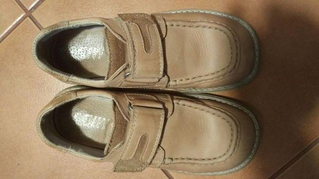 Buty skórzane roz.36 mogą być do komunii