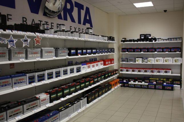 Аккумуляторы BOSCH S4 S5 AGM, Varta, TOPLA Купить в Харькове ДОСТАВКА