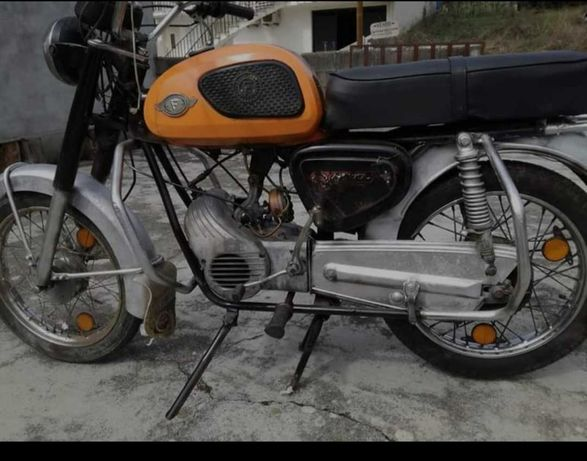 Moto Famel Zundape