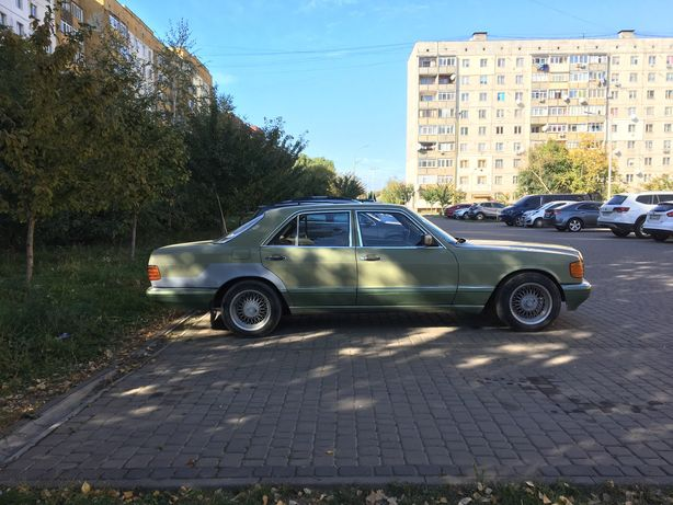 Продаю Mercedes126