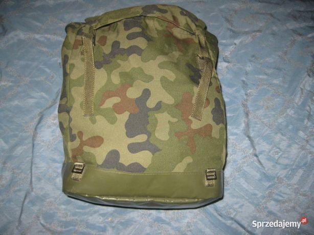 plecak wojskowy, zasobnik, żaba