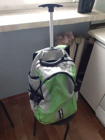 Plecak szkolny.