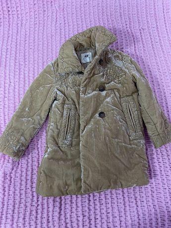 Пальто h&m осінь
