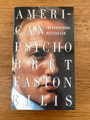 """American Psycho"" - Bret Easton Ellis [NOVO]"