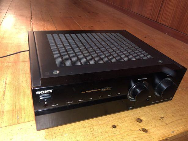 Sony Amplificador TA-FB920R + Rádio ST-SE300 + Colunas SS-E117V