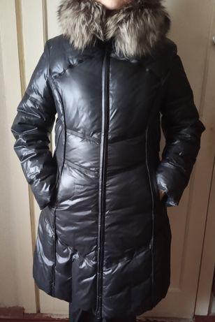 Зимнее теплое пальто пуховик. Супер цена!!