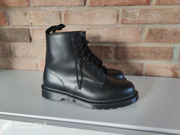 Dr Martens 1460 Mono Black nowe rozmiar 45 martensy