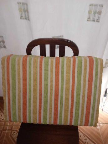 Almofadas  tecido tipo linho para sofá