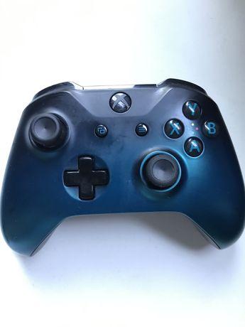 Kontroler Xbox One S / Ocean Shadow