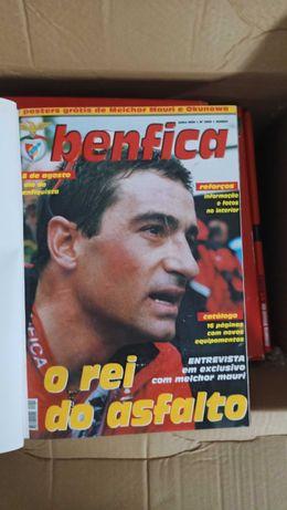 Revistas do SLBenfica