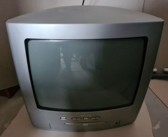 Telewizor philips z wbudowanym odtwarzaczem dvd