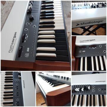 Organy Studiologic NUMA ORGAN DeFrancesco