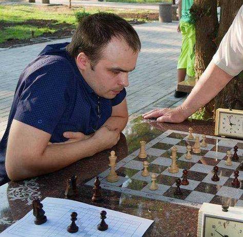 Обучение Шахматам онлайн (Skype, Zoom)