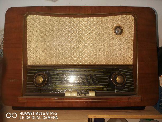 Radio lampowe stare