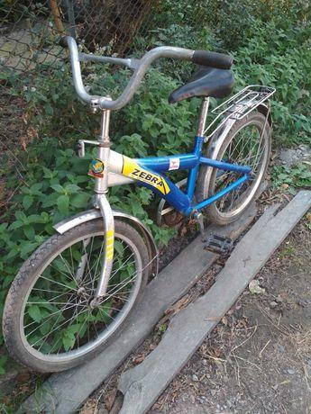 ПРОДАМ Велосипед-детский Зебра