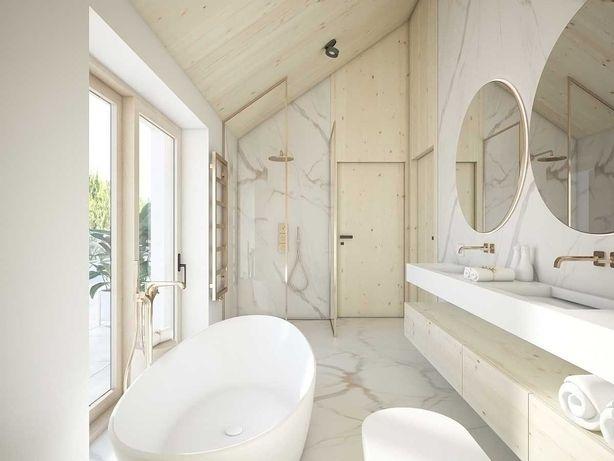 Wykończenia wnętrz remont łazienki flizy płytki od A do Z