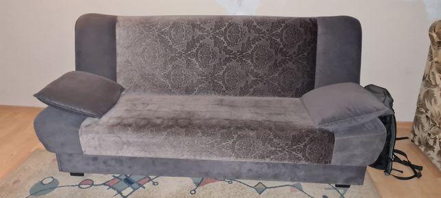 Łóżko rozkładane tapczan sofa