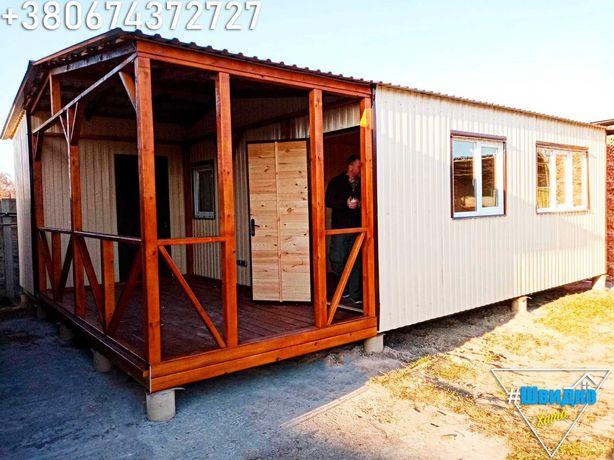 Дачный дом , Гостевой дом, от производителя с доставкой и установкой