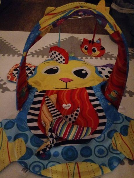Mata interaktywna Lamaze małpka