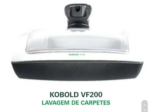 Kit de Lavagem de Carpetes Kobold VF200