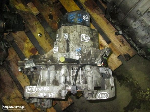 Caixa velocidade M57407M VOLVO / 440 / 1,7I / 5V / GASOLINA /