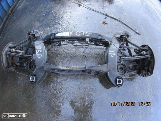 Charriot CHA551 MERCEDES / W203 / 2000 / C220CDI / Tras / Discos Completo /