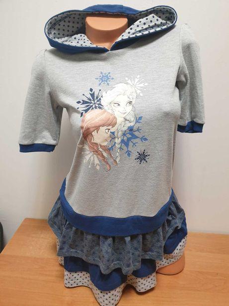 Sukieneczka Kraina Lodu na 158 cm. Marki Disney